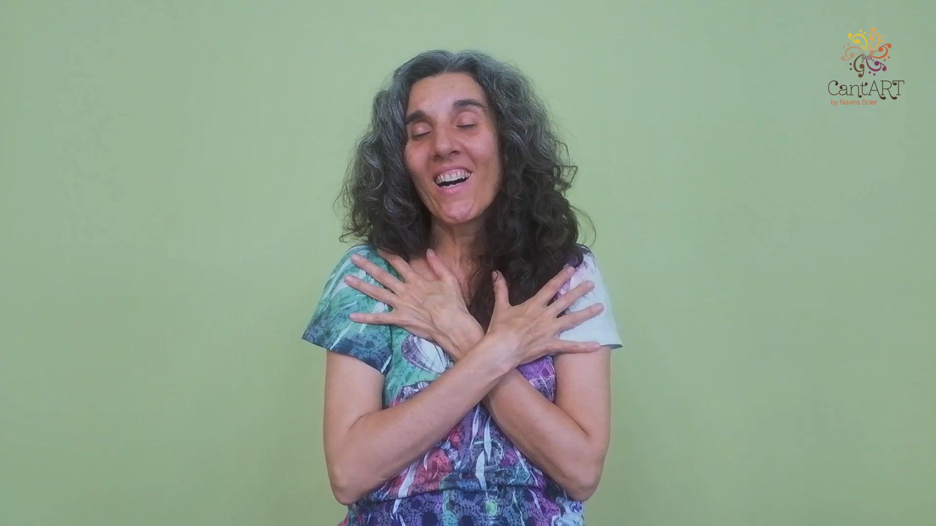 Curso online de voz y canto para terapeutas