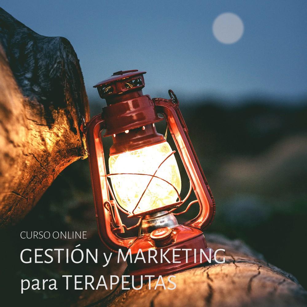 Curso Online de Gestión y Marketing para terapeutas