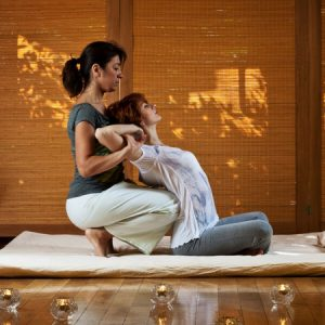 Curso de masaje tailandés online César A. Sandoval Shivatai