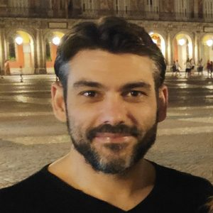 Profile photo of Nacho Torkhia